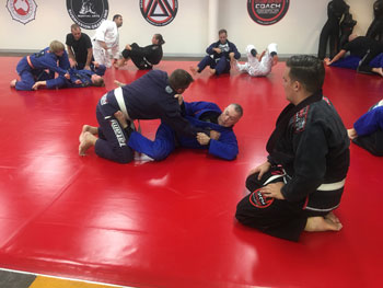 BJJ-for-Adults-Wyndham-Vale-Training