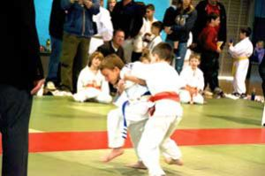 Judo for Kids - Judo Throw