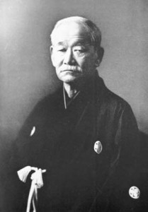 Founder of Judo Jigoro Kano