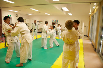 Break Balance Exercises For Judo Wyndham Vale Dojo