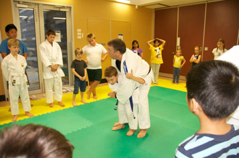 Kids Judo Training and Lessons in Wyndham Vale