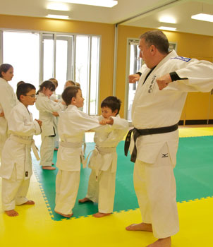 Kids Judo Enry Training Wyndham Vale