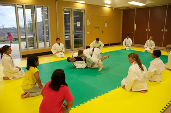 Kids JUdo Ground Work Wyndham Vale