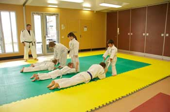 Judo Pulling Exercise werribee and hoppers crossing