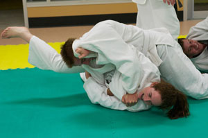Judo and BJJ Training Adults Hoppers Crossing - Werribee