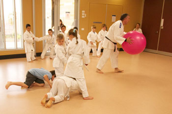 Martial Arts Games For Kids
