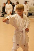 Shotokan Karate For Kids Committment