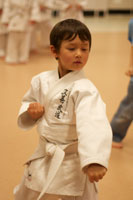 Shotokan Karate For Kids Energy
