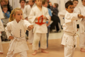 Shotokan Karate Middle Punch Werribee Hoppers Crossing