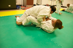 Kodokan Judo adults sweep 2