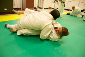 Kodokan Judo adults sweep 3