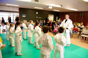 Shotokan Karate Wyndham Vale Ready Stance