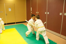 Kids Judo Games Hoppers Crossing