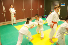 Kids Judo Games Werribee