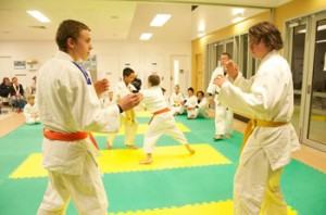 Kodkan Kids Judo Randori Training