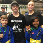 Werribee Kaizen Katame Waza Judo Kids Win BJJ Comp at Renegade March 2016