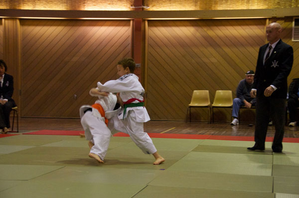 Kodokan Judo Competition Training Wyndham Vale