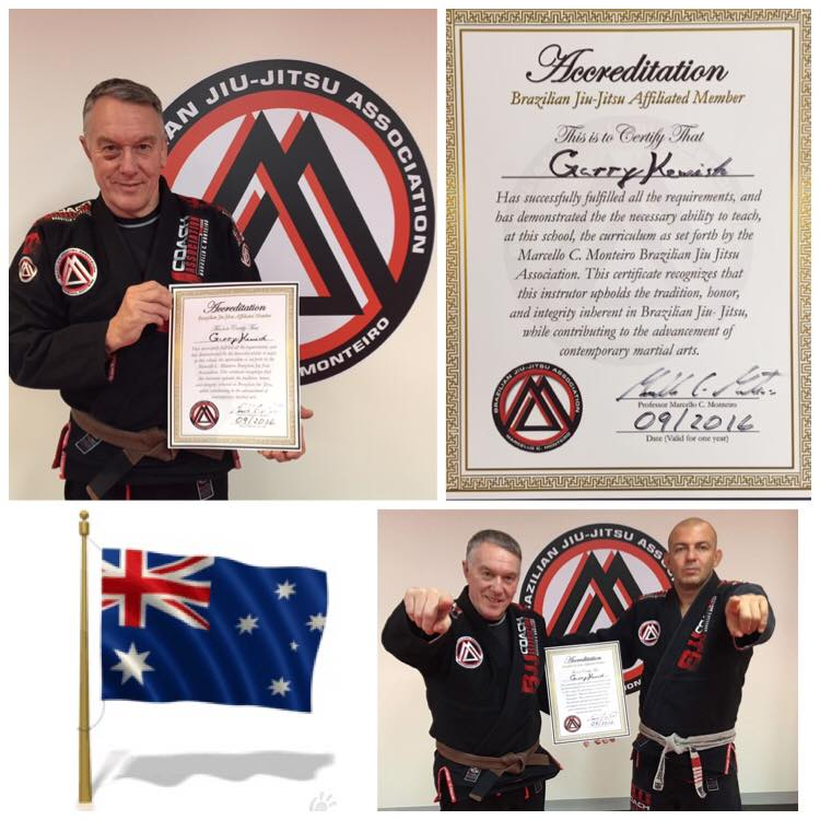 4th Degree BJJ Black Belt Announces BJJ Coach Melbourne