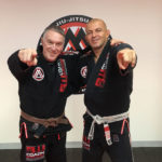 Wyndham Vale BJJ Coach - Garry Kewish and Marcello Monteiro