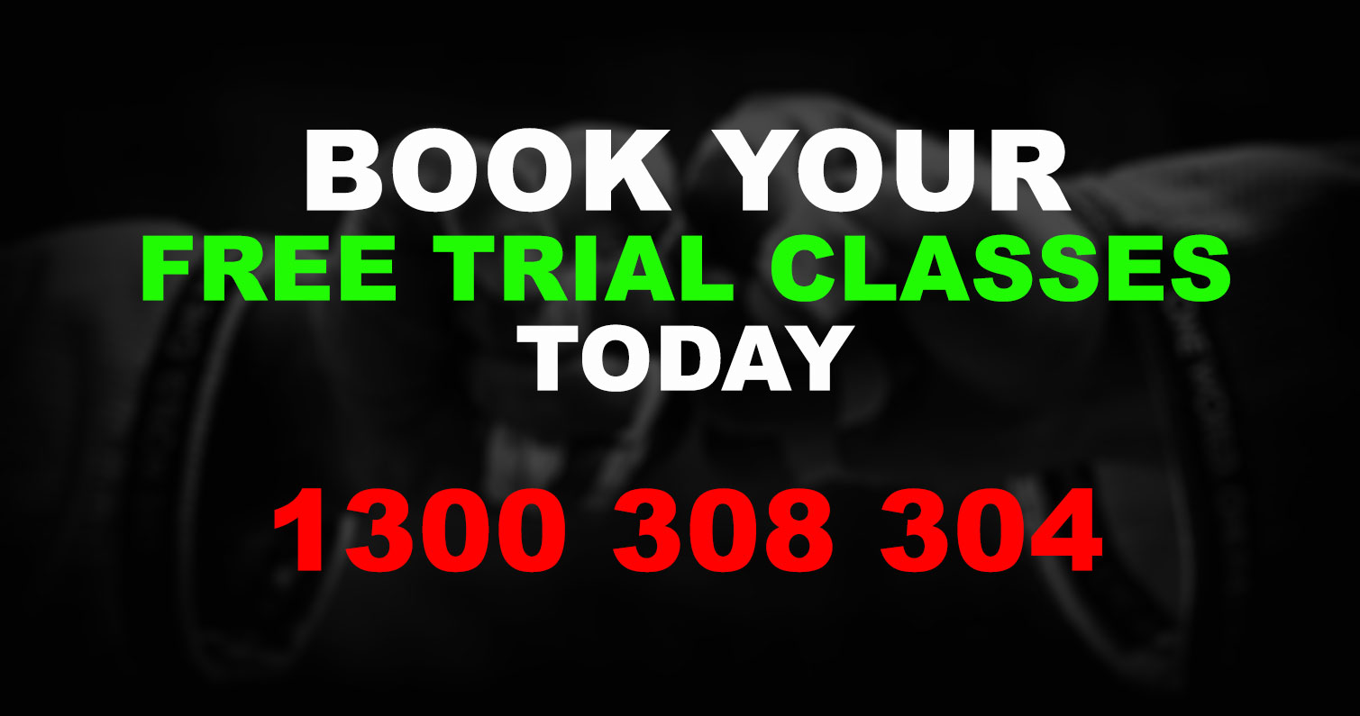 Book your free trail self defence lessons
