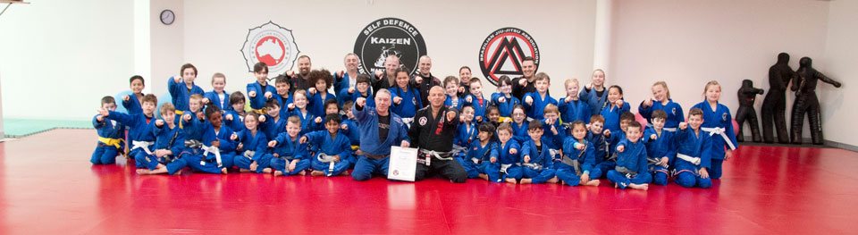 Kaizen Martial Arts Kids Self Defence Classes Wyndham Vale Members