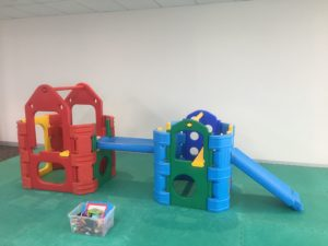 Pre School Play Equipment at Kaizen Martial Arts