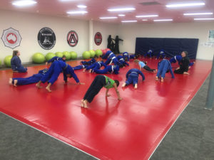Kaizen Kids Begginer BJJ and Judo Classes in Wyndham Vale
