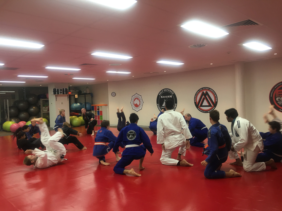Adults-training-BJJ-Wyndham-Vale-1