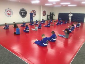 Manor Lakes 3 - 5 Year Old BJJ Classes