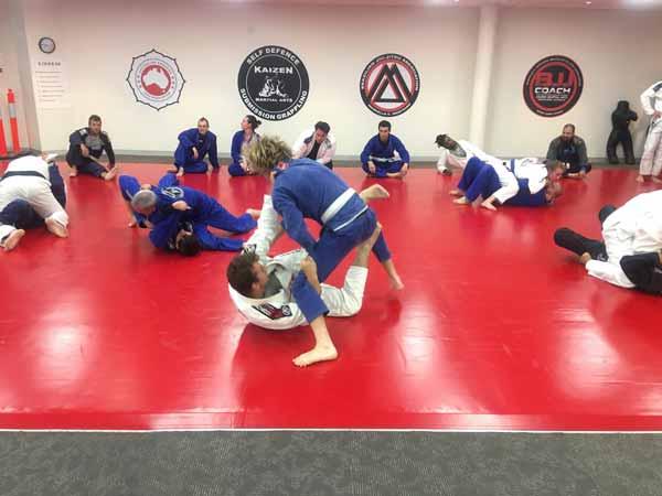 Adults Jiu Jitsu Wyndham vale