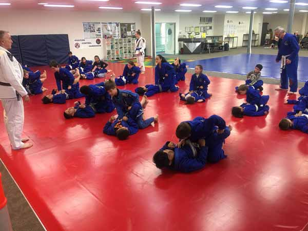 Kids and Teens Jiu Jitsu Manor Lakes