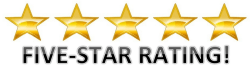 Kaizen Martial Arts 5 Star Google Reviews