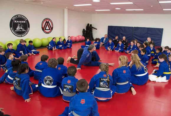 Kaizen Martial Arts Kids Self Defence Academy Wyndham Vale